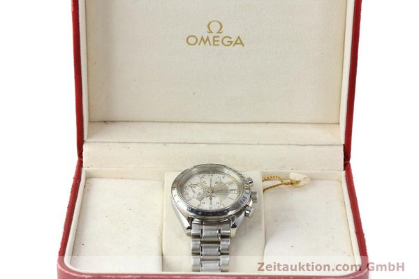 Used luxury watch Omega Speedmaster chronograph steel automatic Kal. 1152 Ref. 35133000  | 142256 07