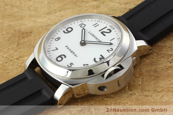 Used luxury watch Panerai Luminor  steel manual winding Kal. ETA B99501 Ref. OP6726  | 142259 01