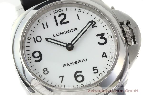 Used luxury watch Panerai Luminor  steel manual winding Kal. ETA B99501 Ref. OP6726  | 142259 02