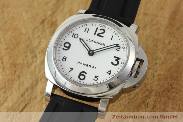 Used luxury watch Panerai Luminor  steel manual winding Kal. ETA B99501 Ref. OP6726  | 142259 04