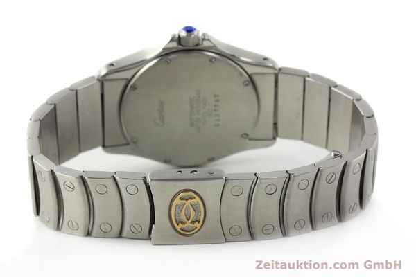 Used luxury watch Cartier Cougar steel automatic Kal. 049 ETA 2892A2  | 142260 11