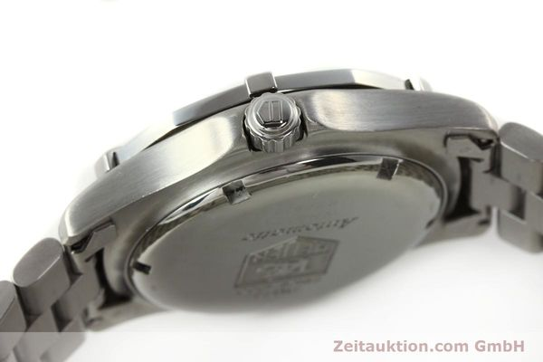 Used luxury watch Tag Heuer Professional steel automatic Kal. ETA 2824-2 Ref. WN2111  | 142262 08