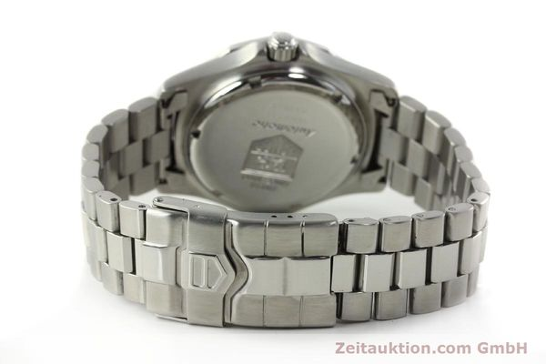 Used luxury watch Tag Heuer Professional steel automatic Kal. ETA 2824-2 Ref. WN2111  | 142262 11