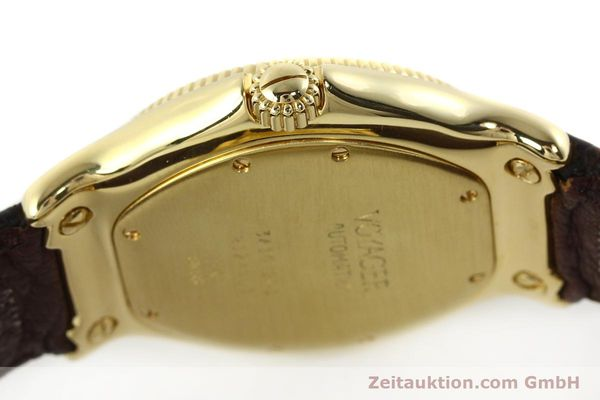 Used luxury watch Ebel Voyager 18 ct gold automatic Kal. 124 ETA 2892-2 Ref. 8124913  | 142268 11