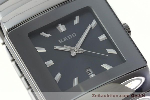 Used luxury watch Rado Sintra ceramic quartz Ref. 152.0432.3  | 142284 02