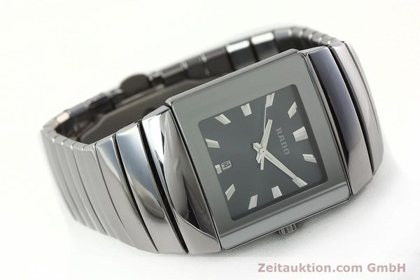 Used luxury watch Rado Sintra ceramic quartz Ref. 152.0432.3  | 142284 03