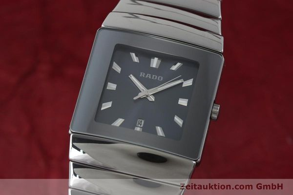 Used luxury watch Rado Sintra ceramic quartz Ref. 152.0432.3  | 142284 04
