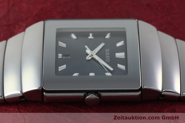 Used luxury watch Rado Sintra ceramic quartz Ref. 152.0432.3  | 142284 05