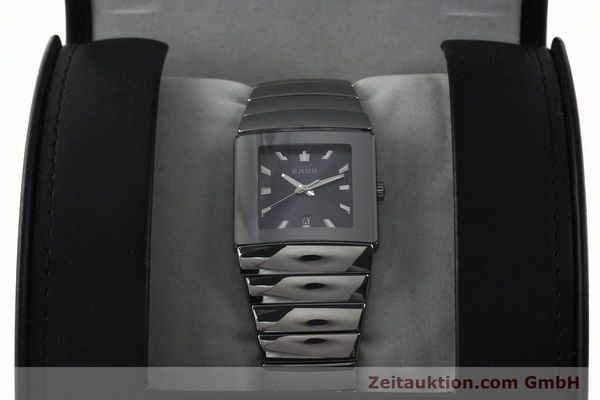Used luxury watch Rado Sintra ceramic quartz Ref. 152.0432.3  | 142284 07