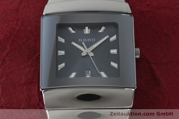 Used luxury watch Rado Sintra ceramic quartz Ref. 152.0432.3  | 142284 15
