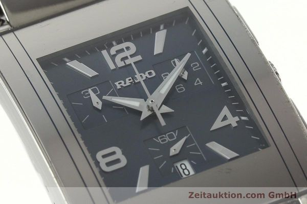 Used luxury watch Rado Diastar chronograph ceramic / steel quartz Kal. ETA 251.471 Ref. R20591202  | 142285 02