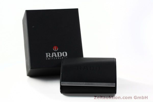 Used luxury watch Rado Diastar chronograph ceramic / steel quartz Kal. ETA 251.471 Ref. R20591202  | 142285 06