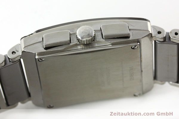 Used luxury watch Rado Diastar chronograph ceramic / steel quartz Kal. ETA 251.471 Ref. R20591202  | 142285 10