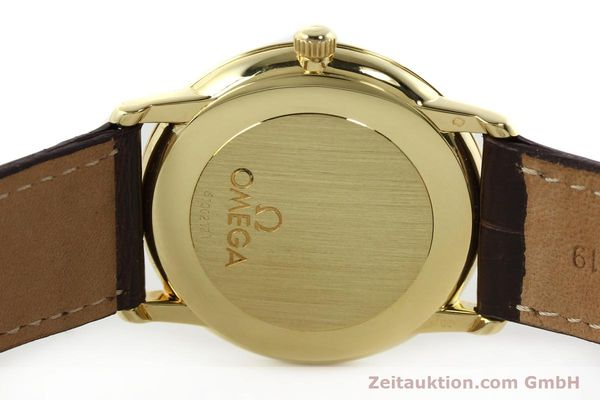 Used luxury watch Omega De Ville 18 ct gold manual winding Kal. 652 Ref. 46203102  | 142286 09