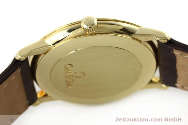 Used luxury watch Omega De Ville 18 ct gold manual winding Kal. 652 Ref. 46203102  | 142286 12