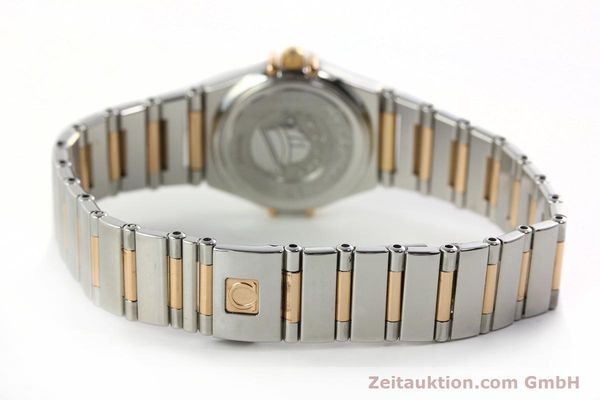montre de luxe d occasion Omega Constellation acier / or  quartz Kal. 1456 Ref. 13687100  | 142289 12