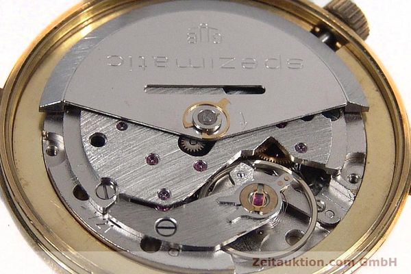 Used luxury watch Glashütte Spezimatic gold-plated automatic Kal. 74  | 142290 10