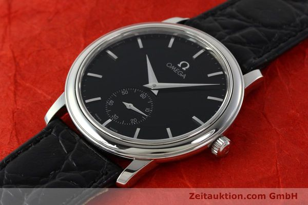Used luxury watch Omega De Ville steel manual winding Ref. 48205101  | 142294 01