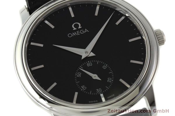 Used luxury watch Omega De Ville steel manual winding Ref. 48205101  | 142294 02