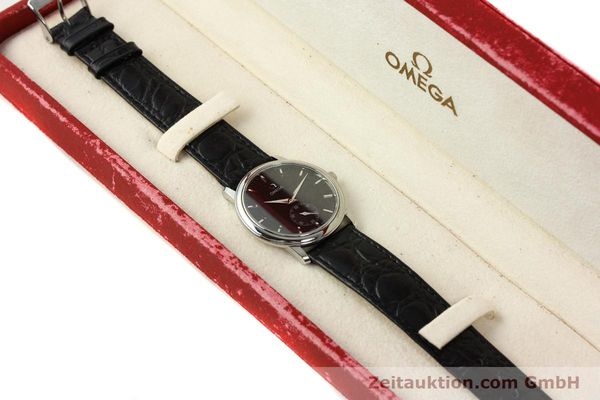 Used luxury watch Omega De Ville steel manual winding Ref. 48205101  | 142294 07