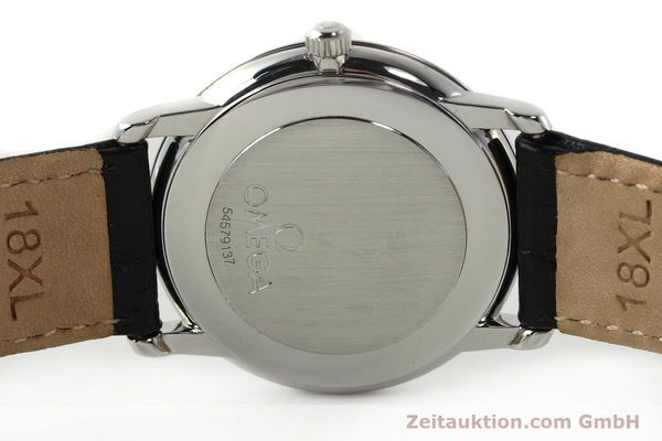 Used luxury watch Omega De Ville steel manual winding Ref. 48205101  | 142294 09