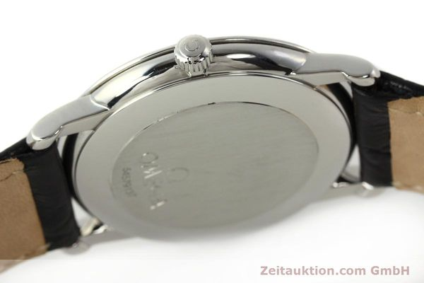 Used luxury watch Omega De Ville steel manual winding Ref. 48205101  | 142294 12