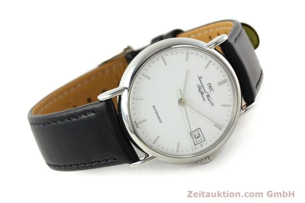 Used luxury watch IWC Portofino steel automatic Kal. 37521 Ref. 3513  | 142296 03