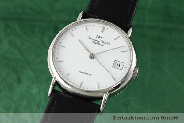 Used luxury watch IWC Portofino steel automatic Kal. 37521 Ref. 3513  | 142296 04