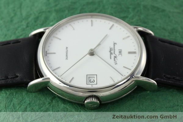 Used luxury watch IWC Portofino steel automatic Kal. 37521 Ref. 3513  | 142296 05