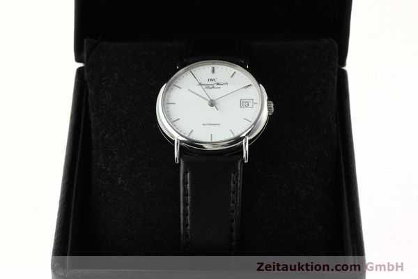 Used luxury watch IWC Portofino steel automatic Kal. 37521 Ref. 3513  | 142296 07