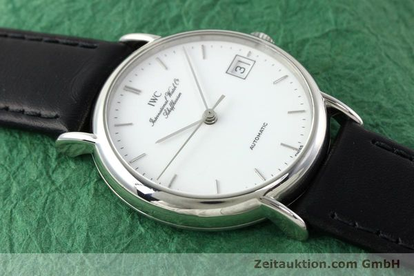 Used luxury watch IWC Portofino steel automatic Kal. 37521 Ref. 3513  | 142296 15