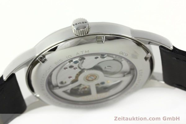 Used luxury watch Nomos Club steel automatic Kal. Zeta 5333  | 142298 11