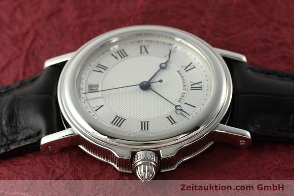 Used luxury watch Breguet Marine platinium automatic Kal. 889/1 Ref. PT 3400  | 142302 05