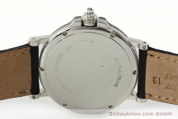 Used luxury watch Breguet Marine platinium automatic Kal. 889/1 Ref. PT 3400  | 142302 08