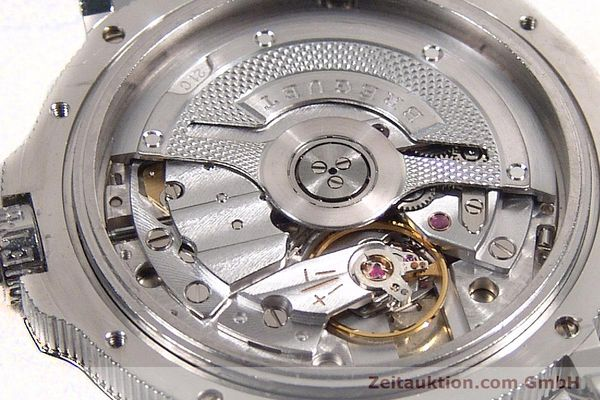 Used luxury watch Breguet Marine platinium automatic Kal. 889/1 Ref. PT 3400  | 142302 10