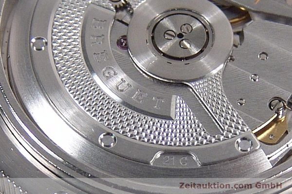 Used luxury watch Breguet Marine platinium automatic Kal. 889/1 Ref. PT 3400  | 142302 11