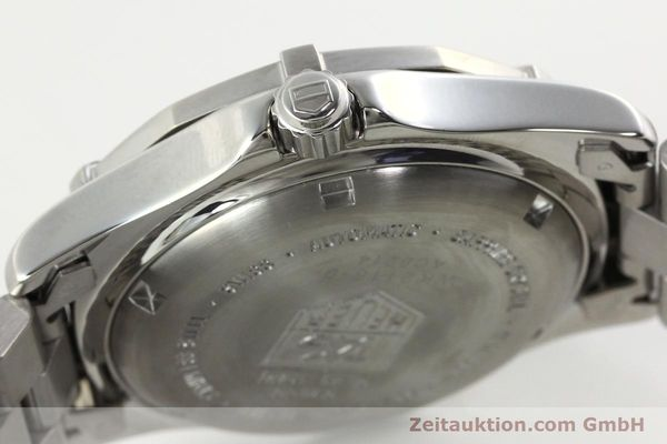 Used luxury watch Tag Heuer Aquaracer steel automatic Kal. ETA 2824-2 Ref. WK 2116-0  | 142306 10