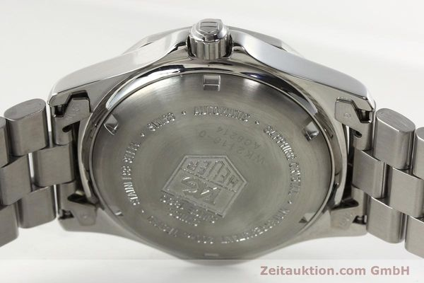 Used luxury watch Tag Heuer Aquaracer steel automatic Kal. ETA 2824-2 Ref. WK 2116-0  | 142306 11