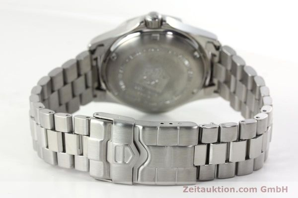 Used luxury watch Tag Heuer Aquaracer steel automatic Kal. ETA 2824-2 Ref. WK 2116-0  | 142306 13