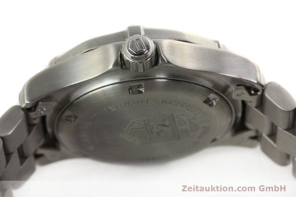 Used luxury watch Tag Heuer Professional steel quartz Kal. ETA 956.112 Ref. WM1313  | 142310 08