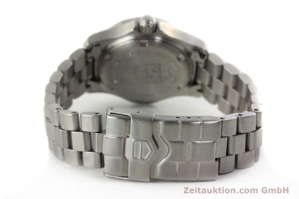 Used luxury watch Tag Heuer Professional steel quartz Kal. ETA 956.112 Ref. WM1313  | 142310 10