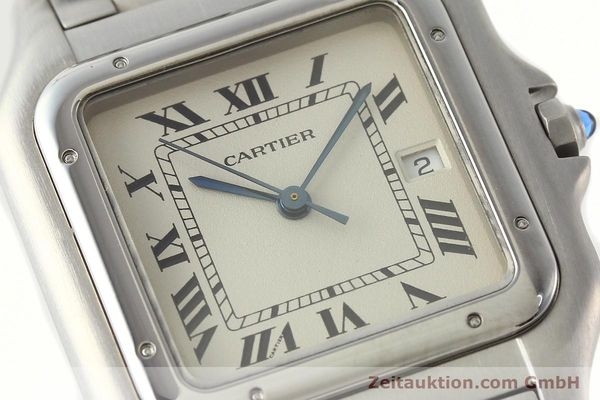 Used luxury watch Cartier Panthere steel quartz Kal. 87.06  | 142312 02