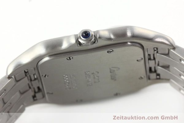 Used luxury watch Cartier Panthere steel quartz Kal. 87.06  | 142312 10