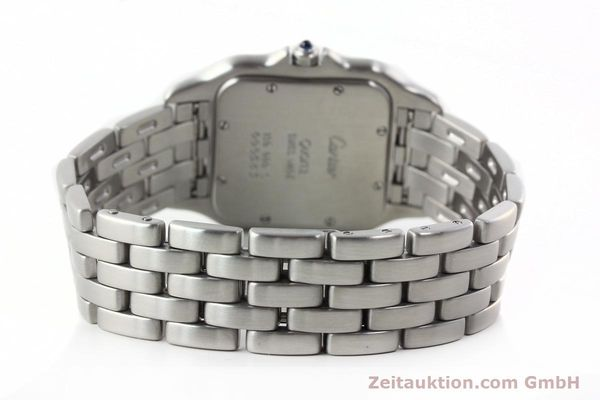 Used luxury watch Cartier Panthere steel quartz Kal. 87.06  | 142312 11