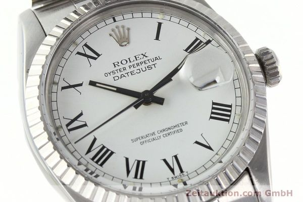 Used luxury watch Rolex Datejust steel automatic Kal. 3035 Ref. 16030  | 142313 02