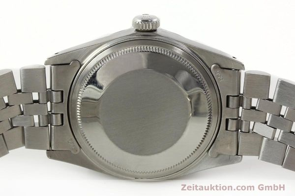 Used luxury watch Rolex Datejust steel automatic Kal. 3035 Ref. 16030  | 142313 06
