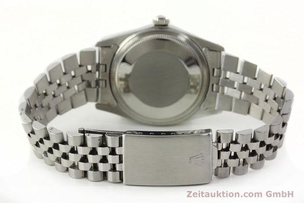 Used luxury watch Rolex Datejust steel automatic Kal. 3035 Ref. 16030  | 142313 10
