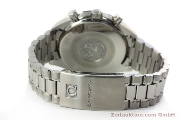 Used luxury watch Omega Speedmaster chronograph steel automatic Kal. 3220 ETA 2892-2  | 142316 11
