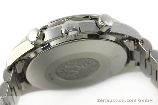 Used luxury watch Omega Speedmaster chronograph steel automatic Kal. 1143 ETA 2890A2  | 142322 11
