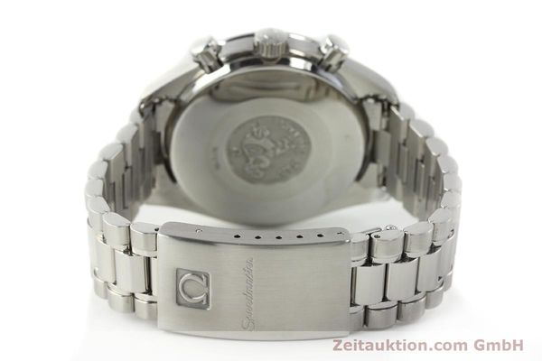 Used luxury watch Omega Speedmaster chronograph steel automatic Kal. 1143 ETA 2890A2  | 142322 12